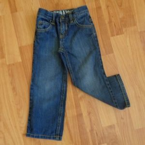Crazy 8 5 pocket jeans EUC 3T